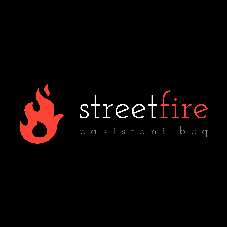 street fire