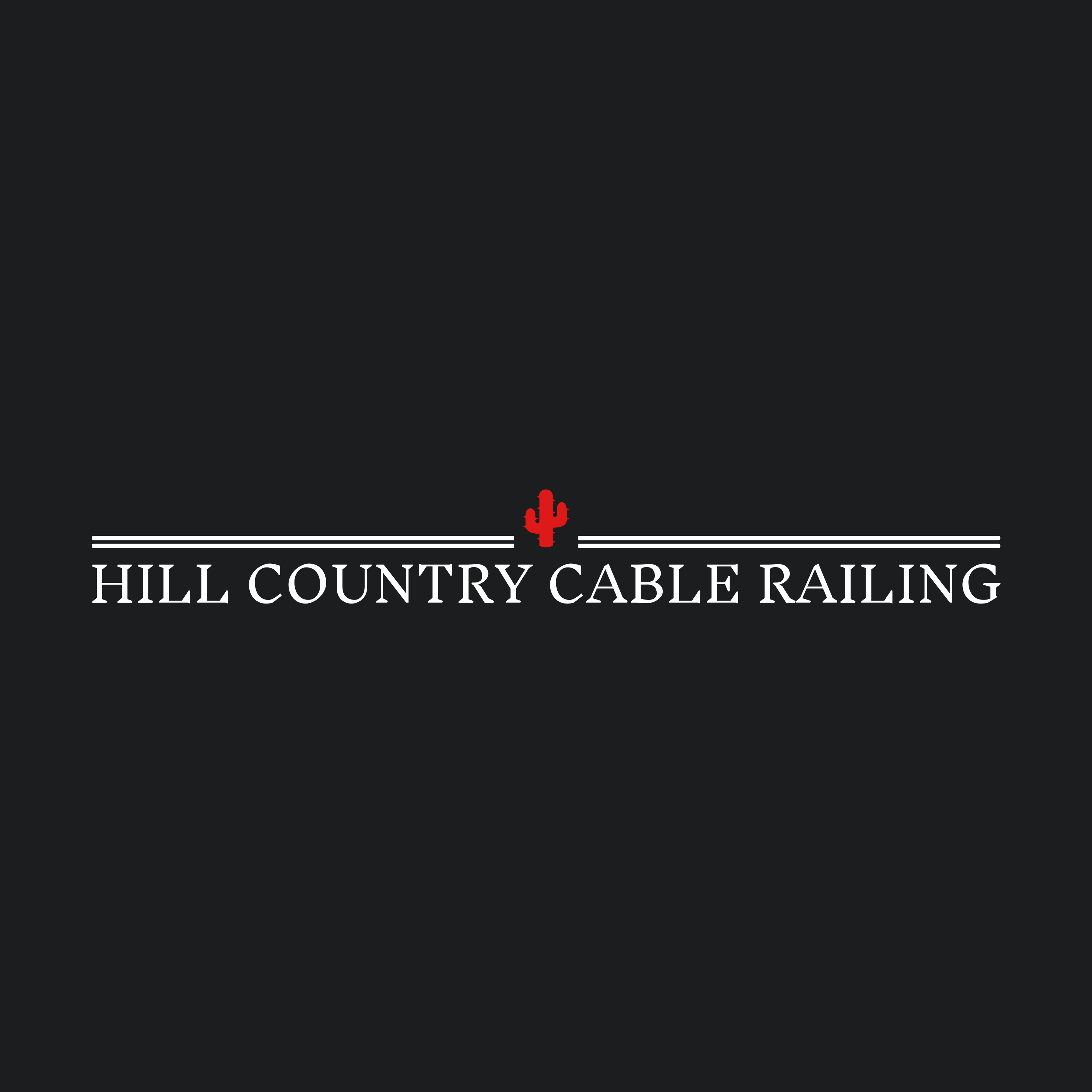HILL COUNTRY CABLE RAILING