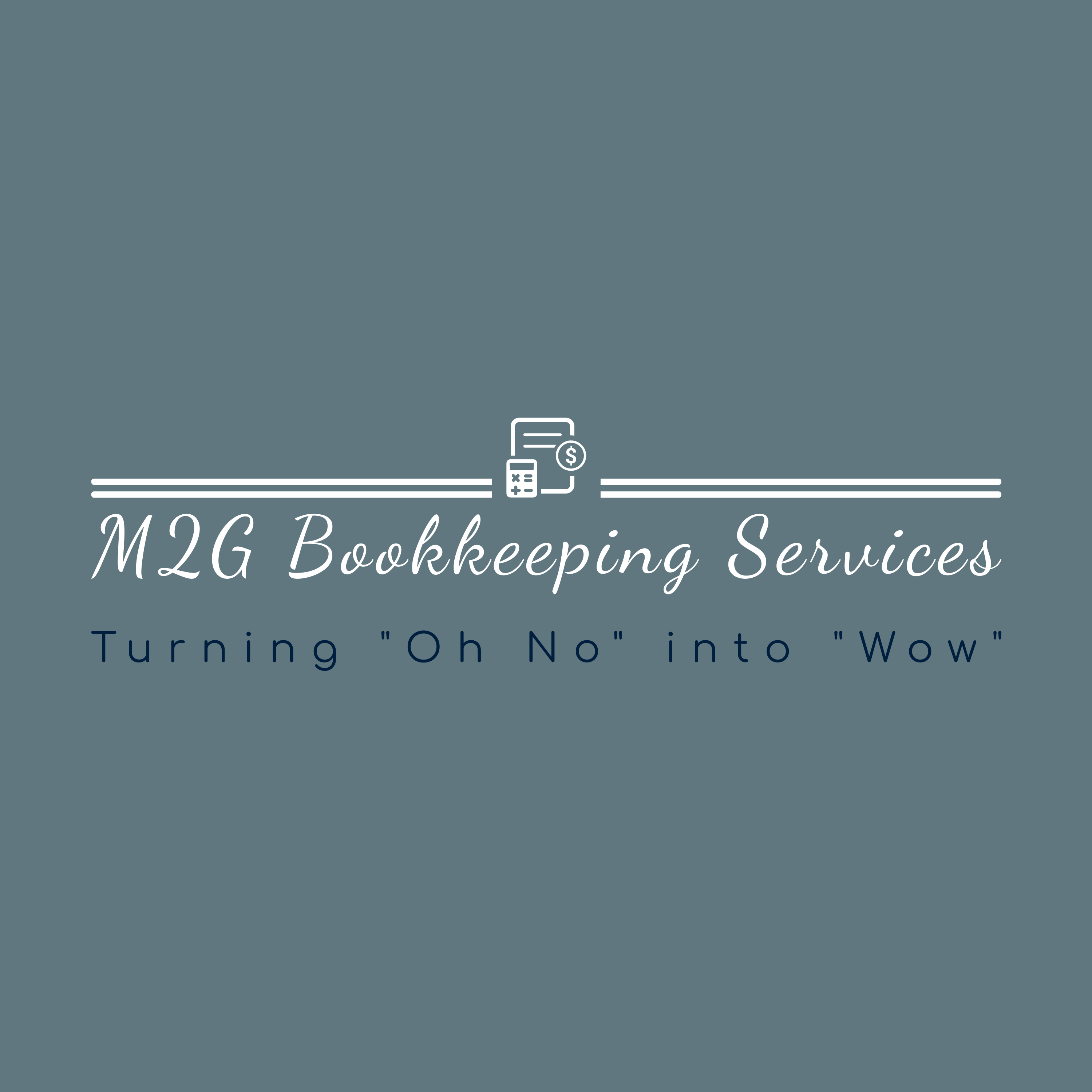 M2G Bookkeeping Services