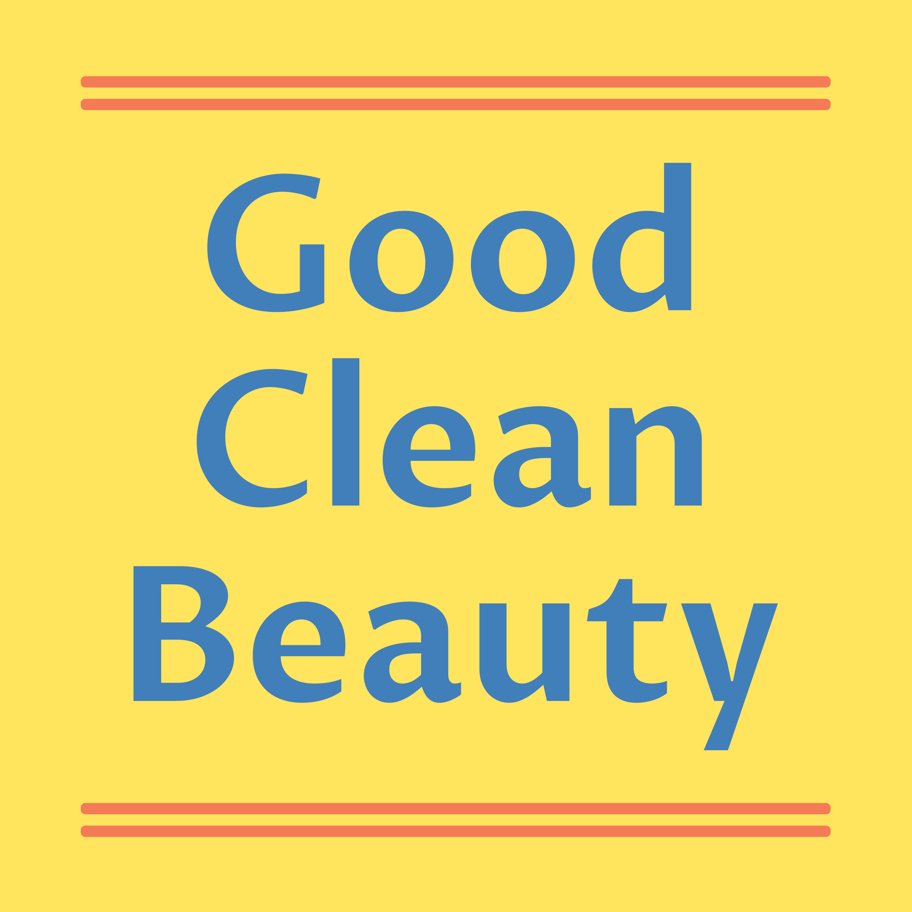 Good Clean Beauty