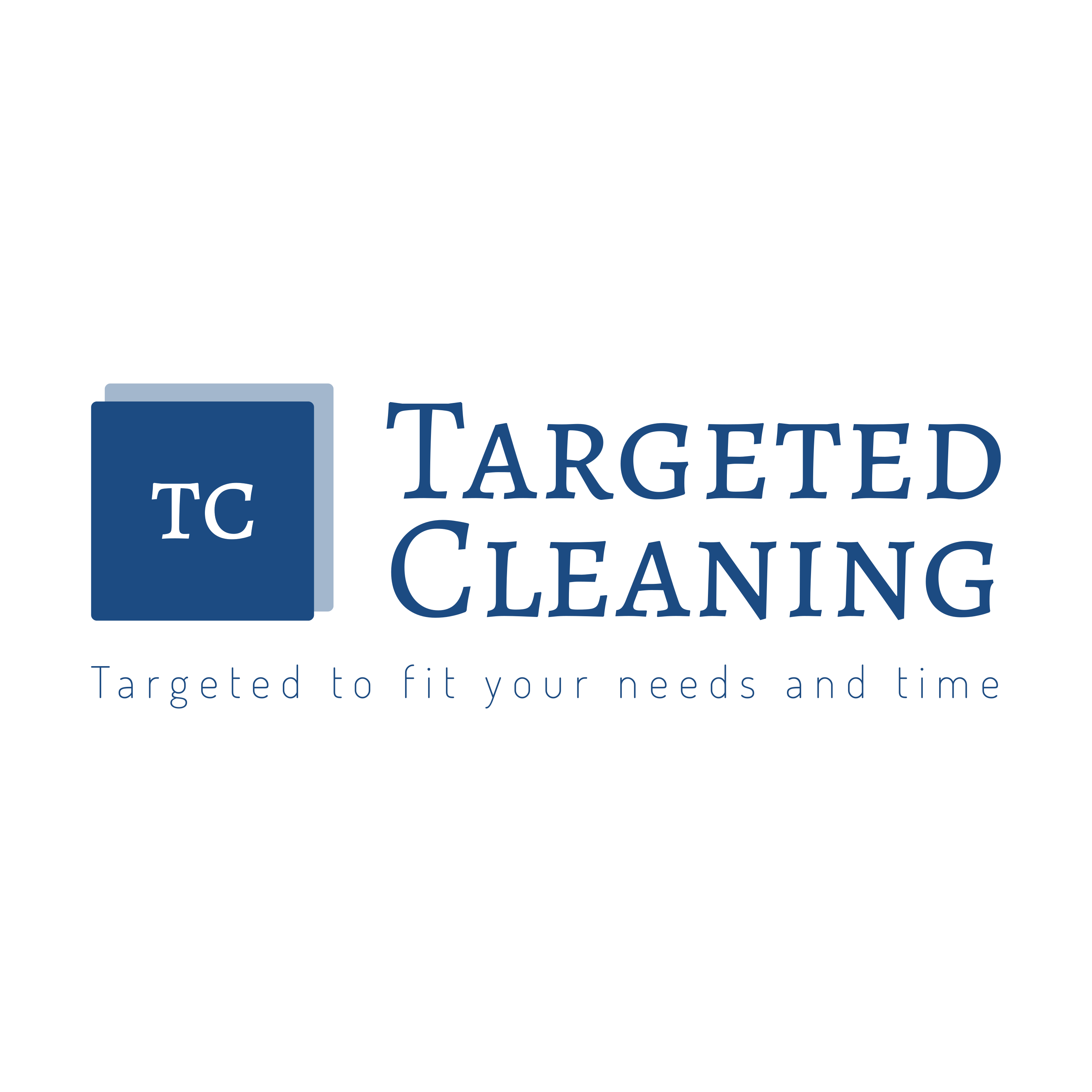 Targeted Cleaning