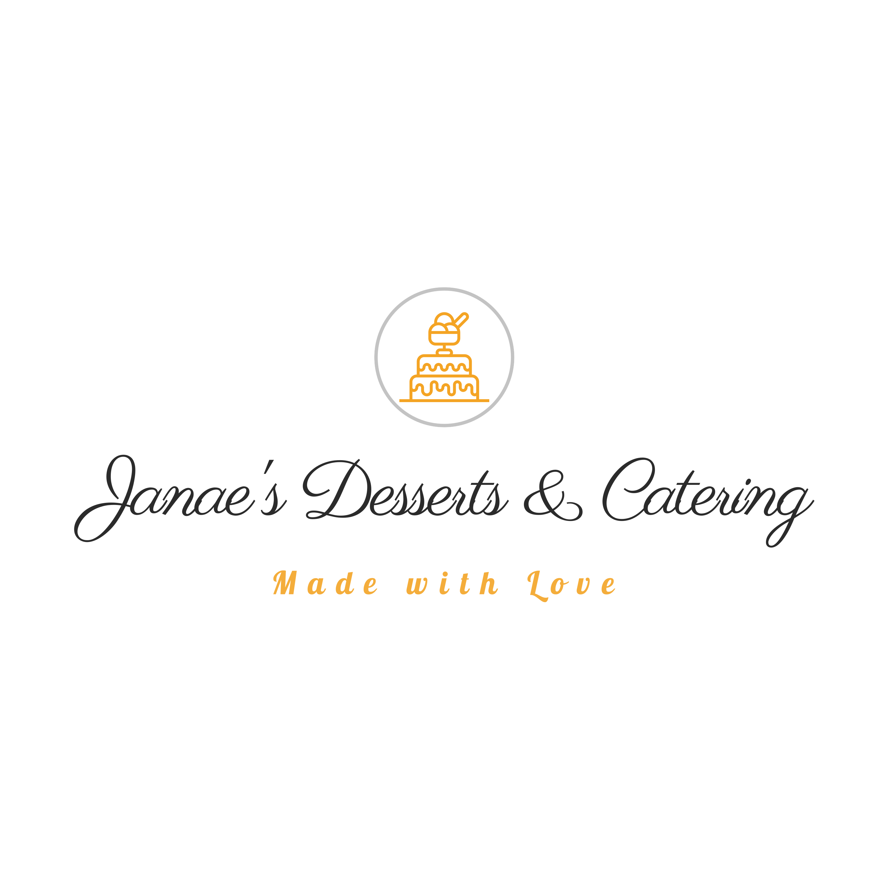 Janae's Desserts & Catering