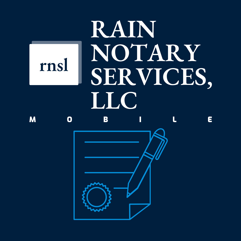 RAIN NOTARY SERVICES, LLC