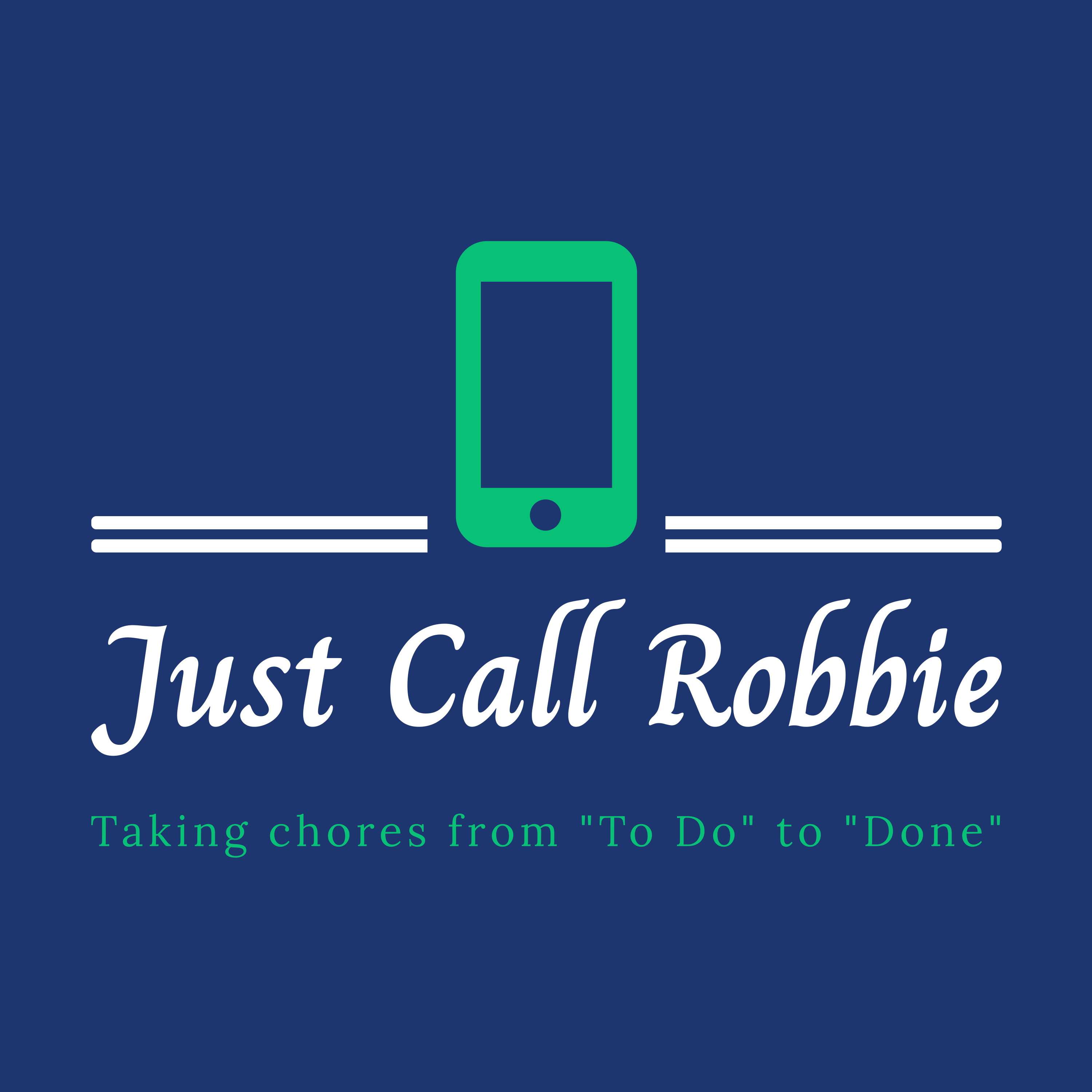 Just Call Robbie