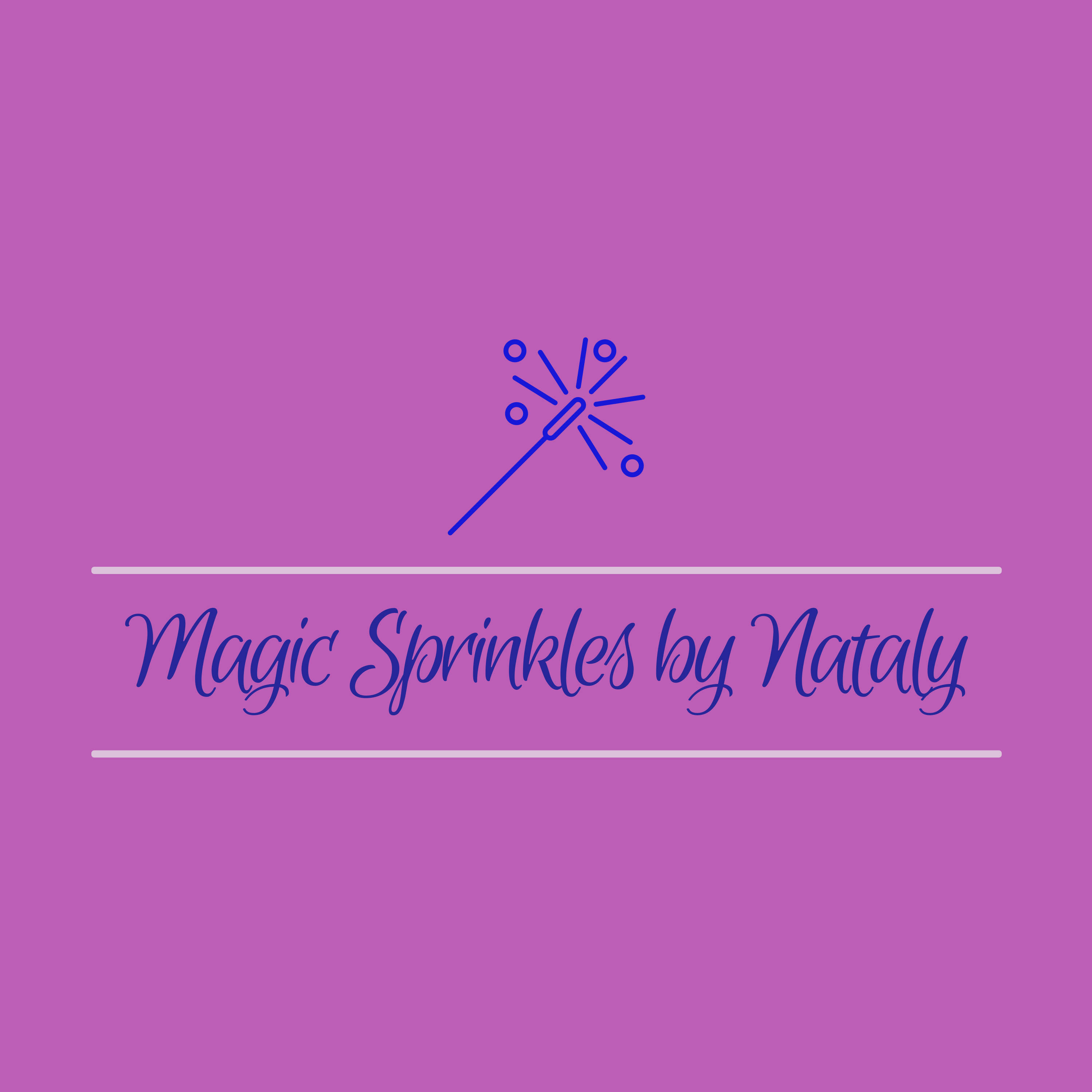 Magic Sprinkles by Nataly