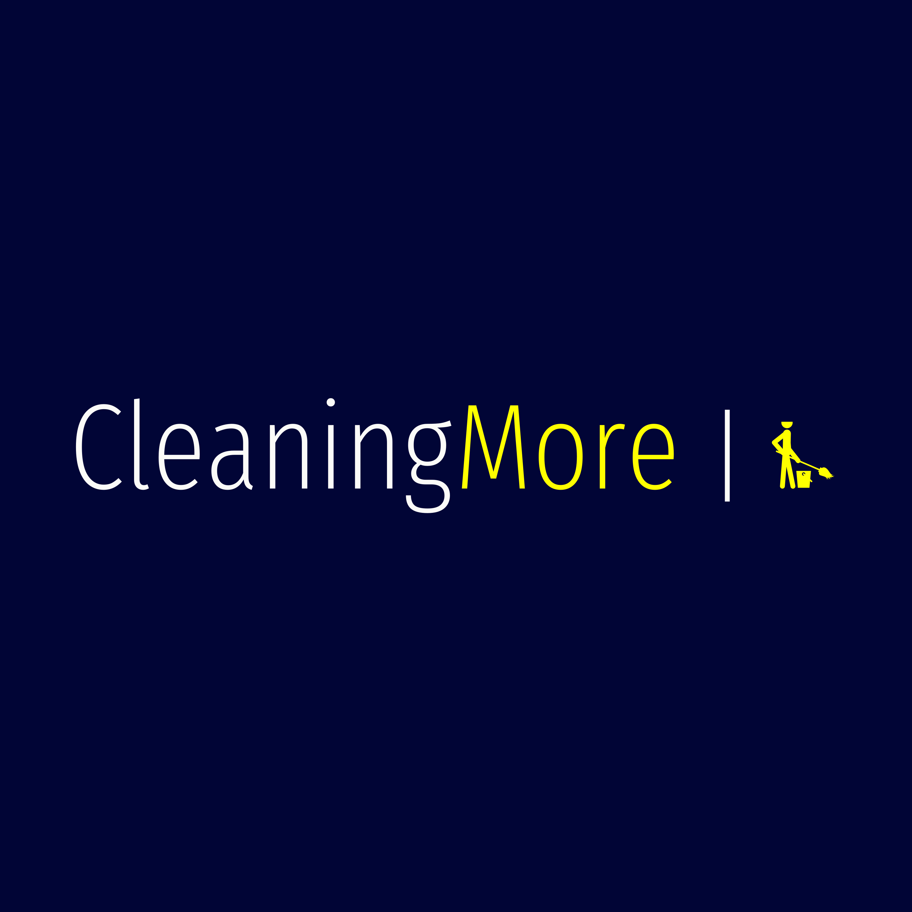Cleaning More
