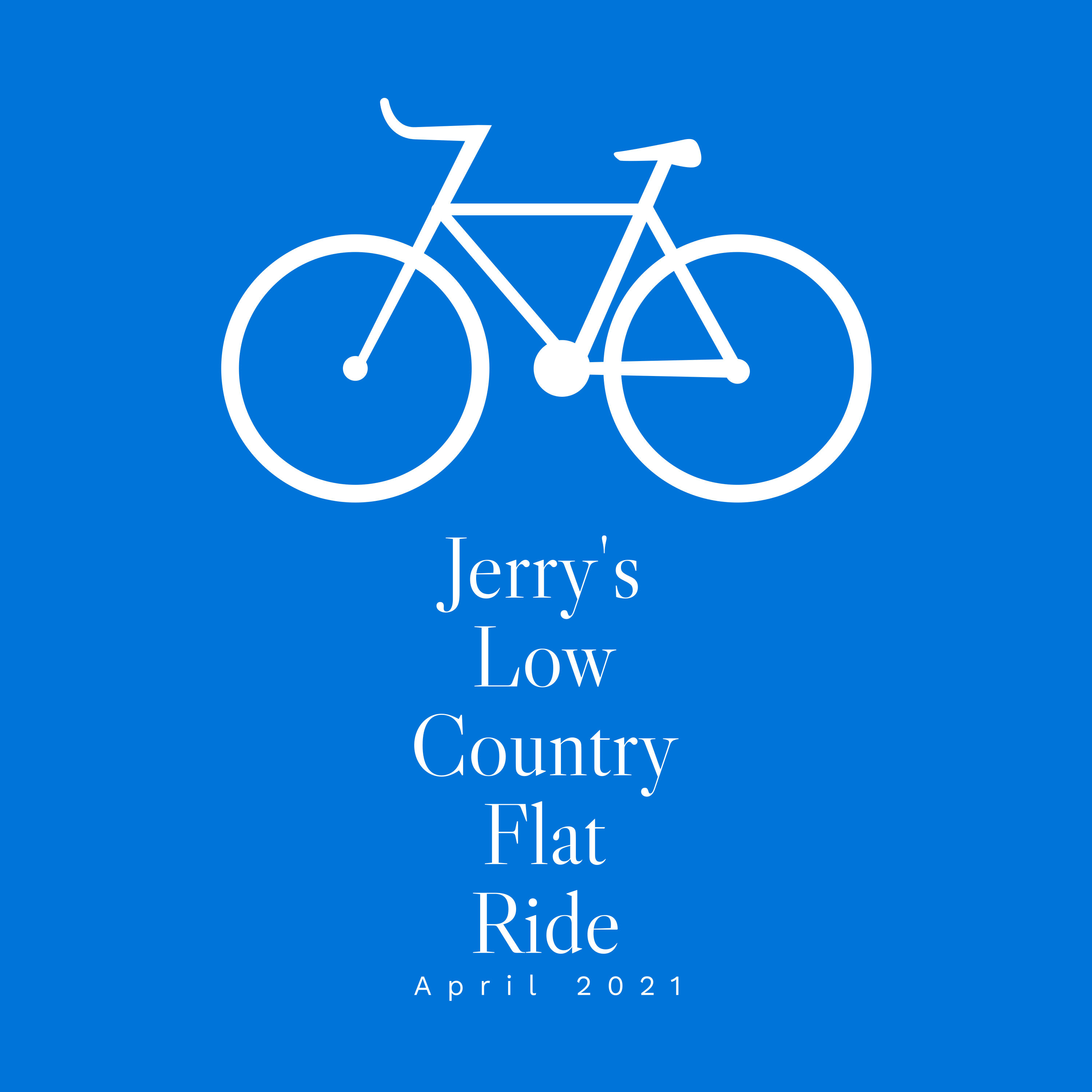 Jerry's Low Country Flat Ride