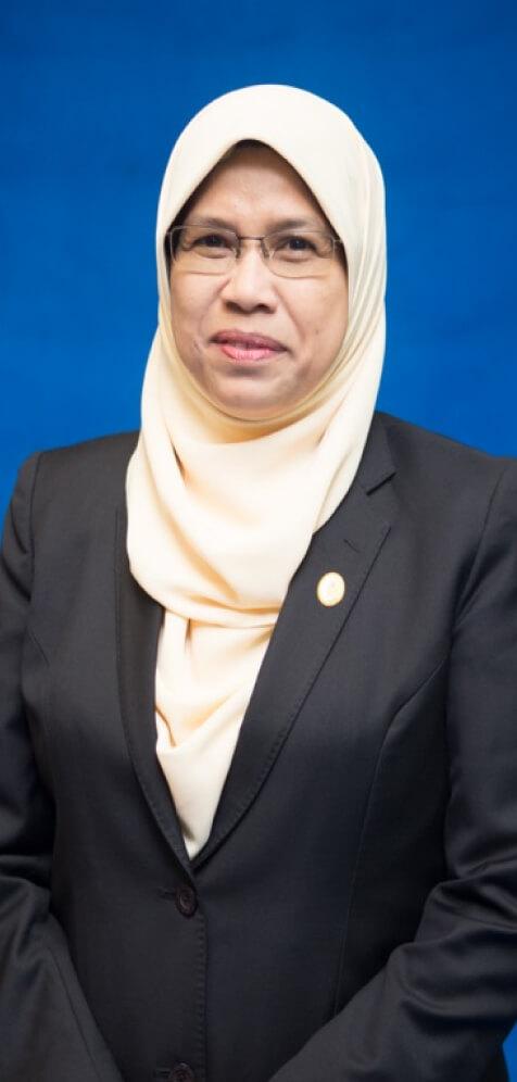 Yang Berhormat Puan Rodziah binti Ismail