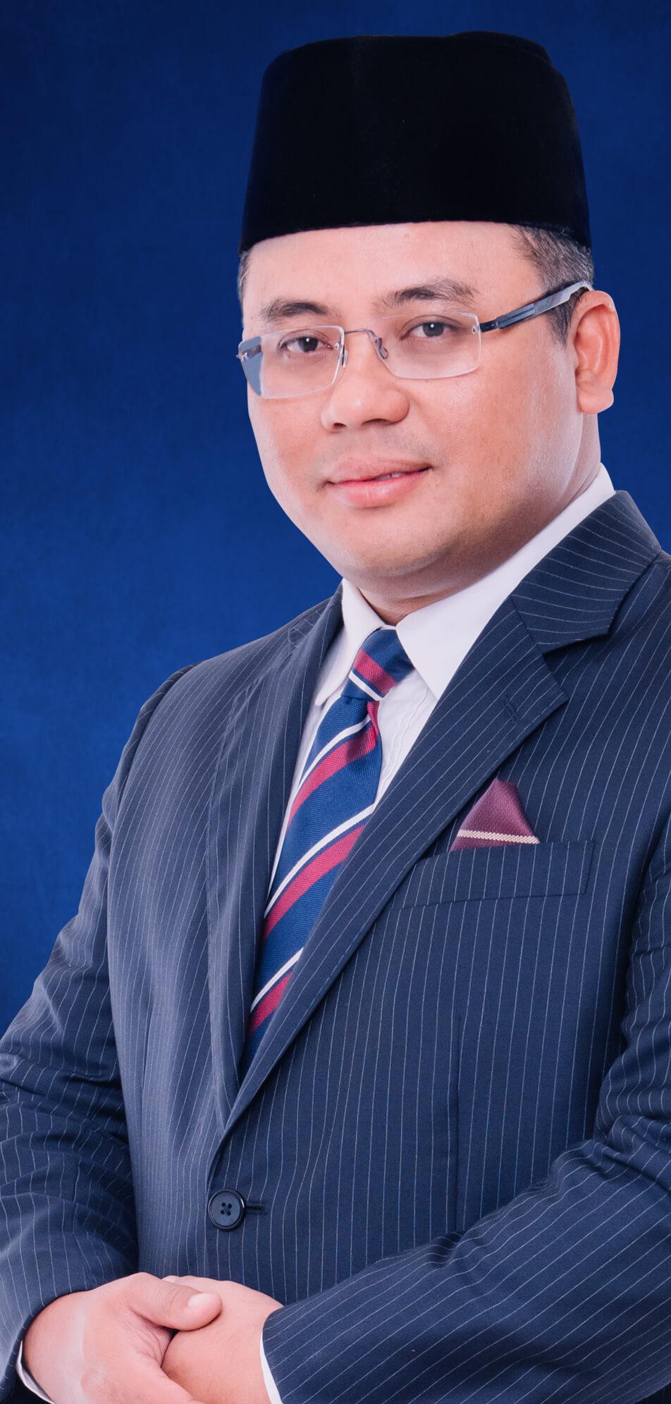 YAB Dato' Seri Amirudin Bin Shari