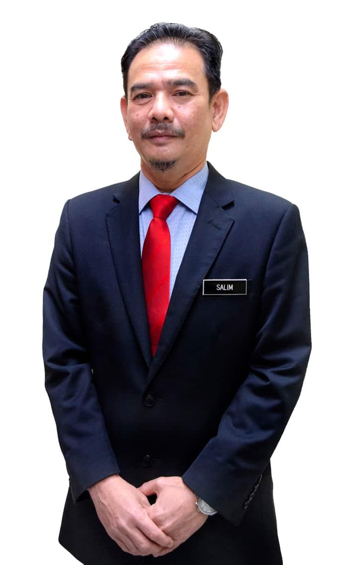 Yang Berhormat Dato' Salim Bin Soib @ Hamid