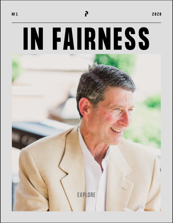 Self publishing in fairness