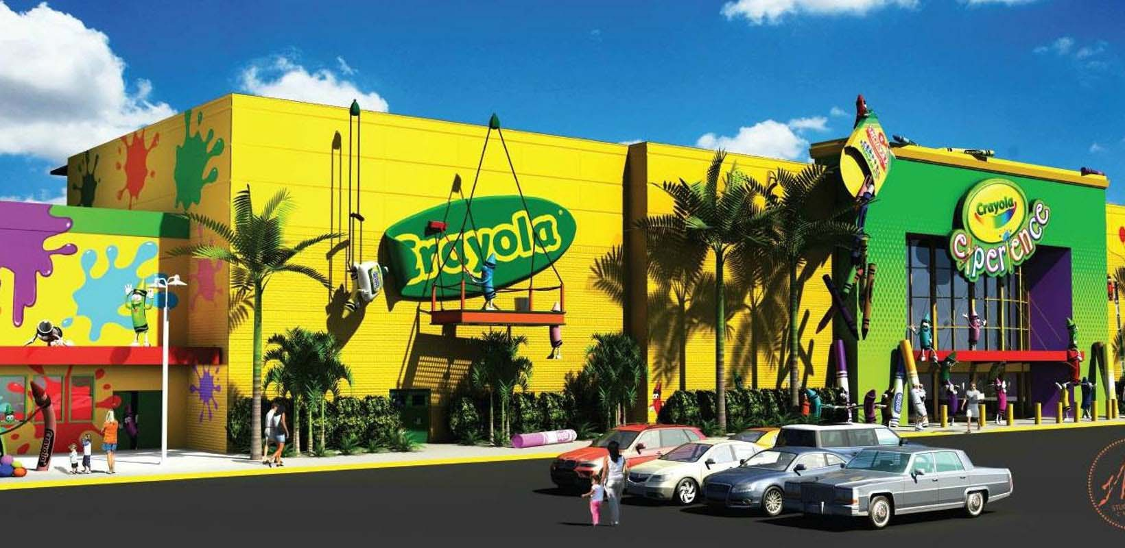 Tickets to the Crayola Experience Orlando