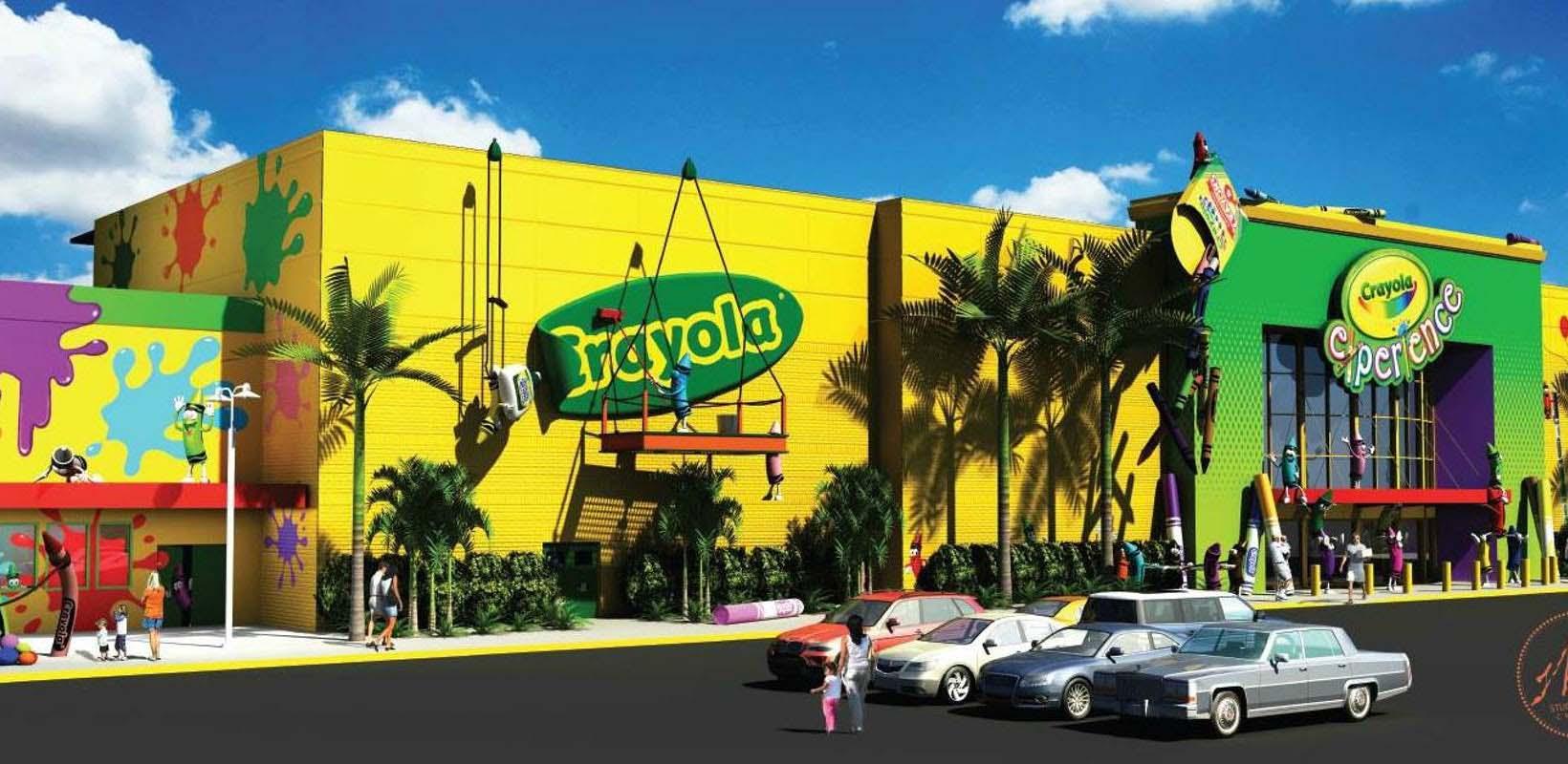 Tickets to the Crayola Experience Orlando