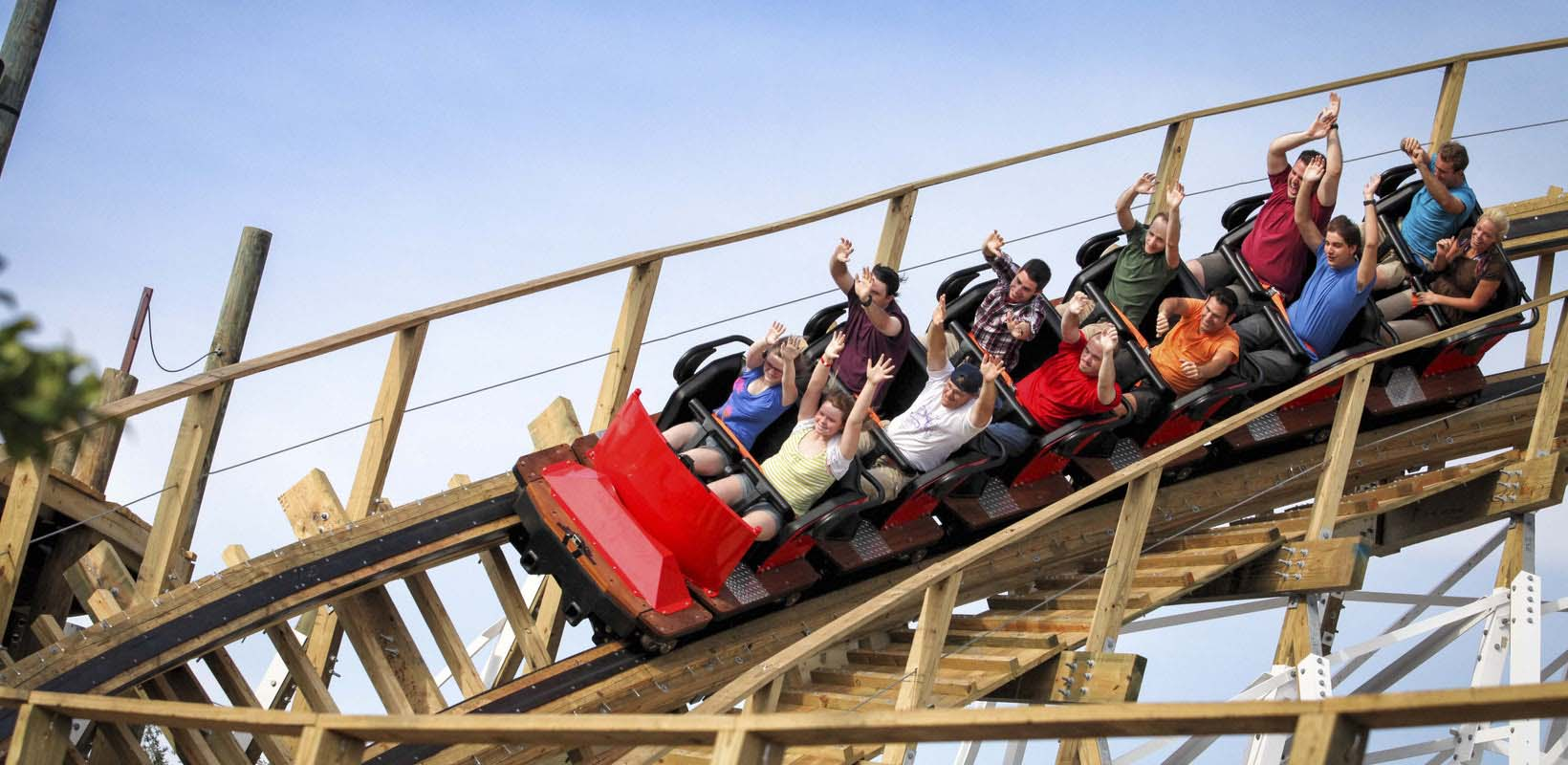 Fun Spot America one-day, one-park pass