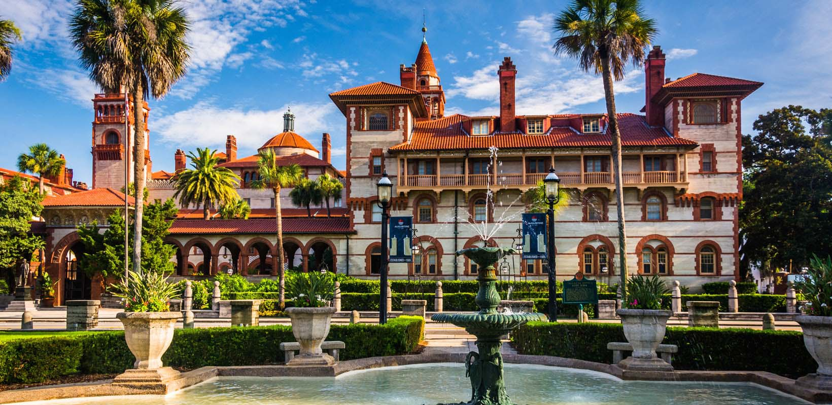 Day trip to St Augustine from Orlando