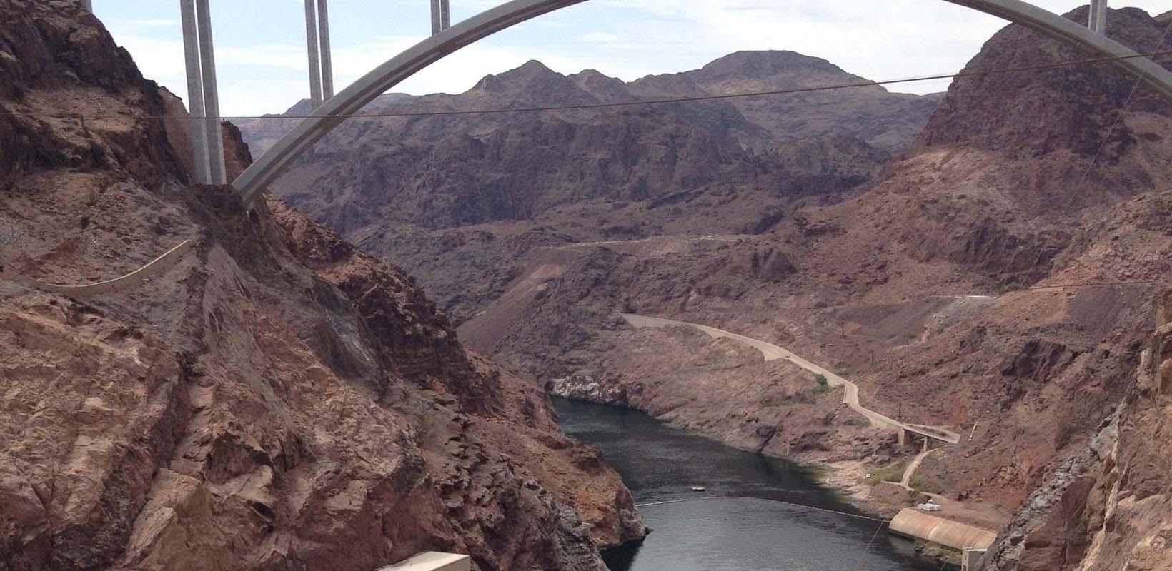 Hoover Dam half day private tour