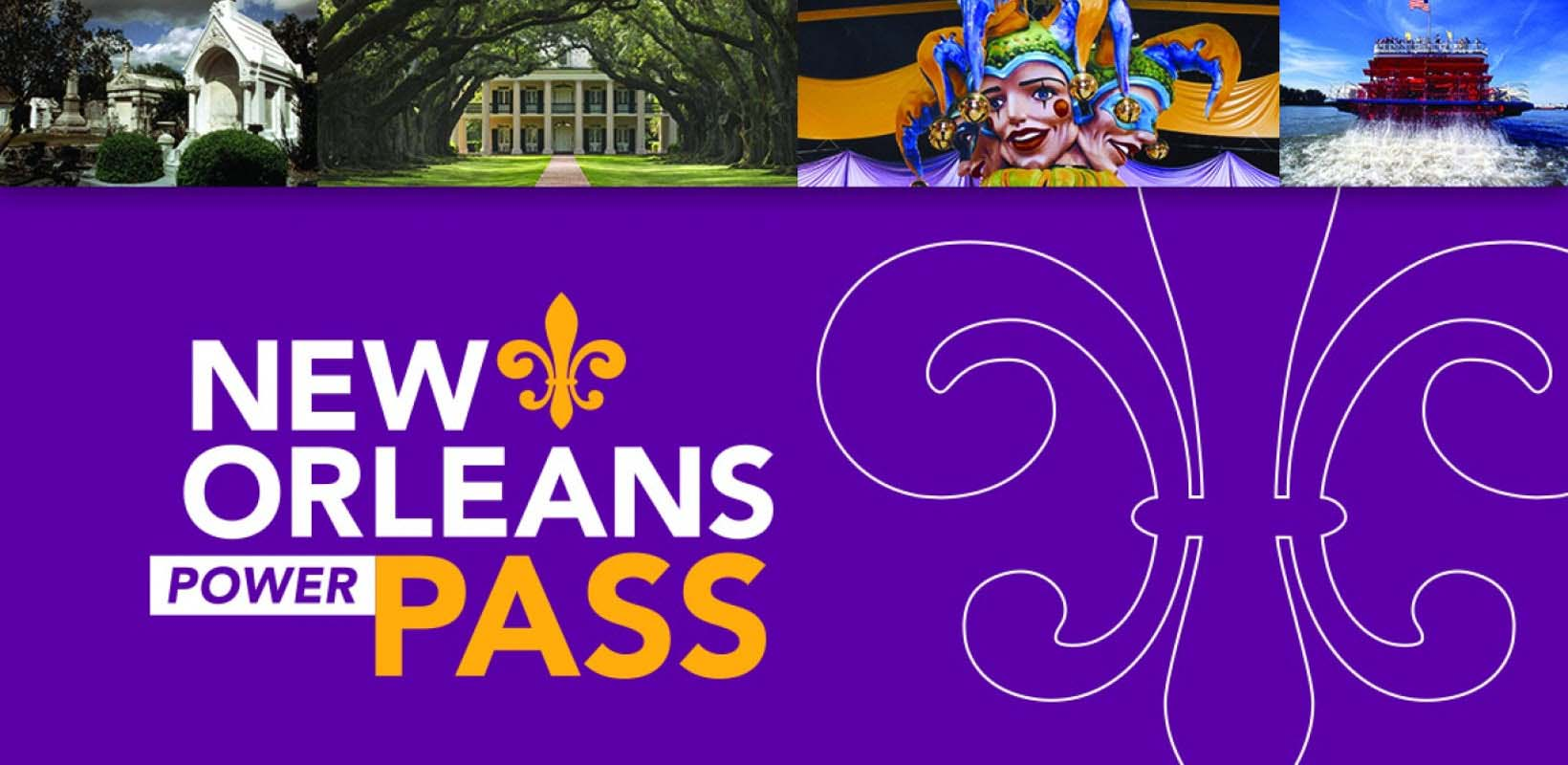 New Orleans Pass: free admission to sights and attractions