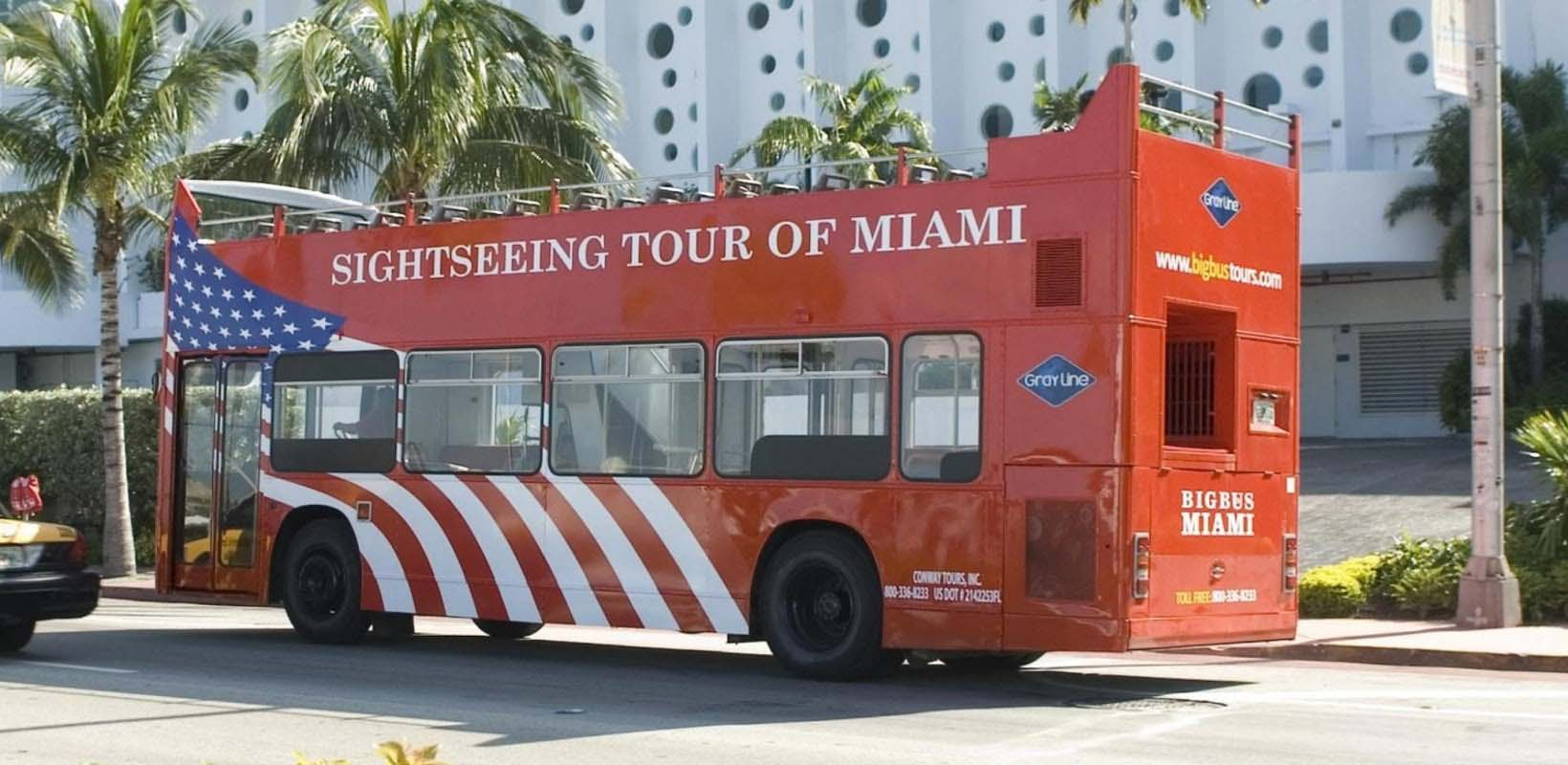 Hop-on hop-off sightseeing tour 24-hour pass