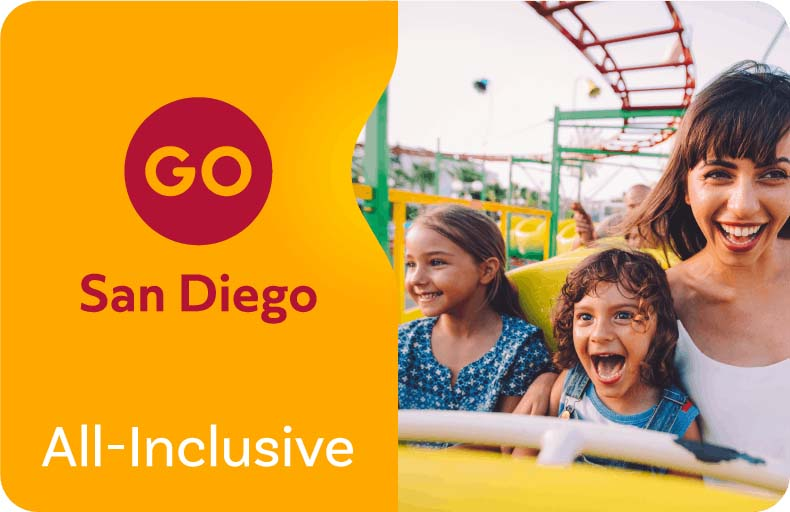 SeaWorld and Go San Diego 3, 5 or 7 Day Pass