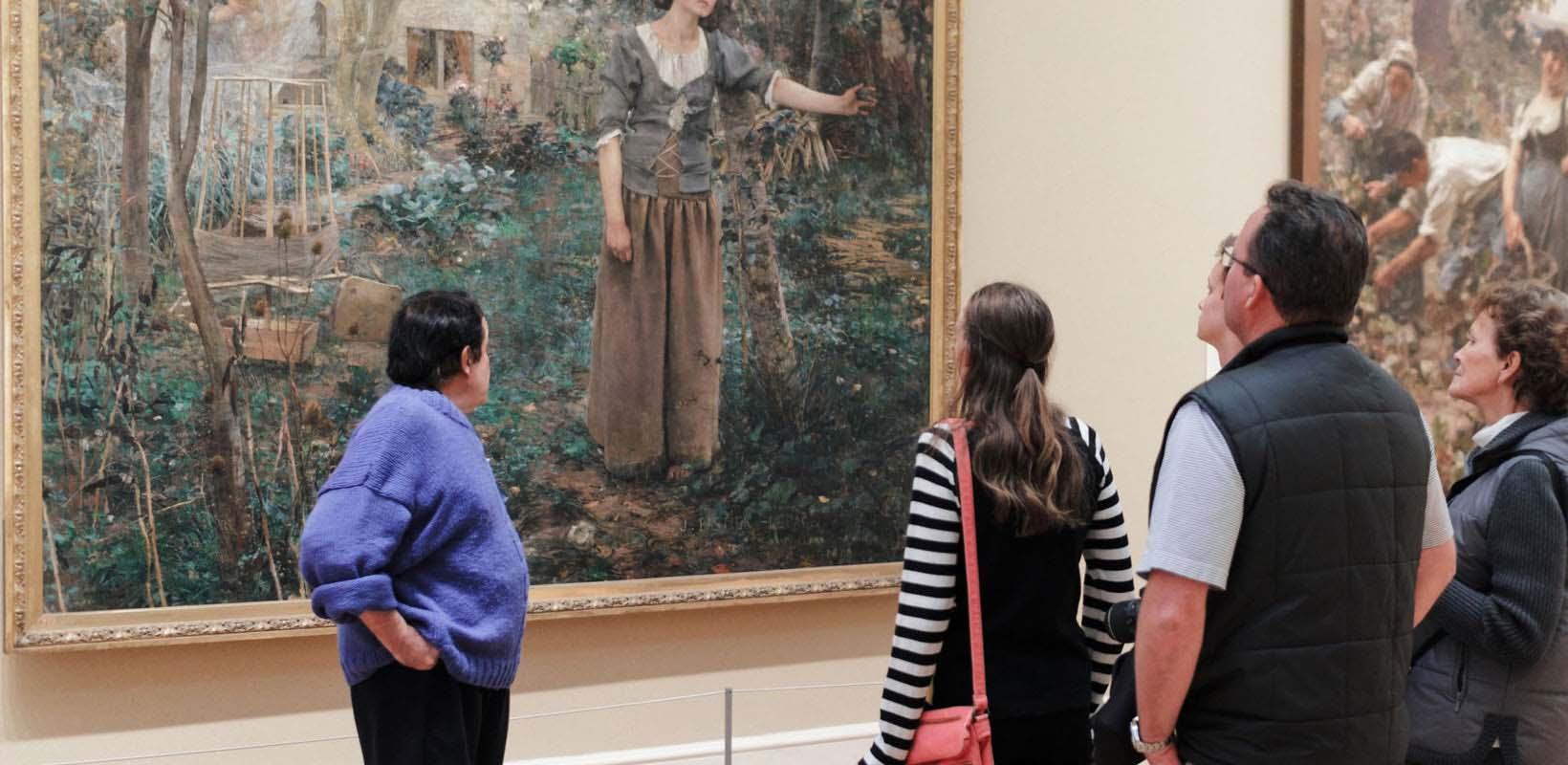 Metropolitan Museum of Art three-hour extended tour