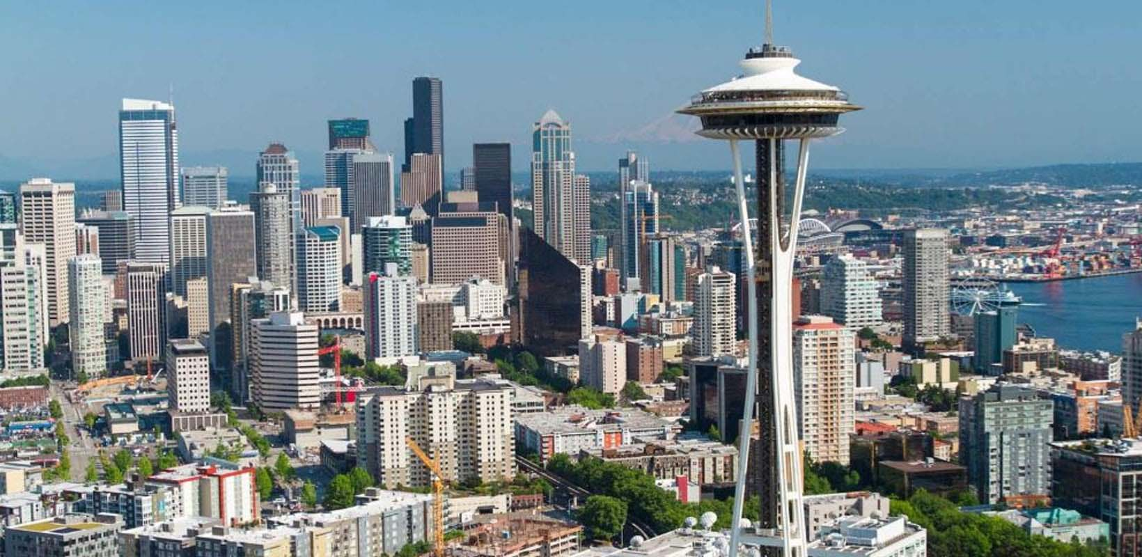 Seattle Scenic Tour