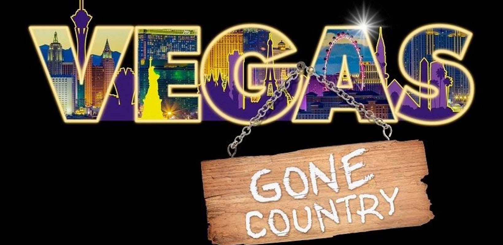 Tickets to Vegas Gone Country