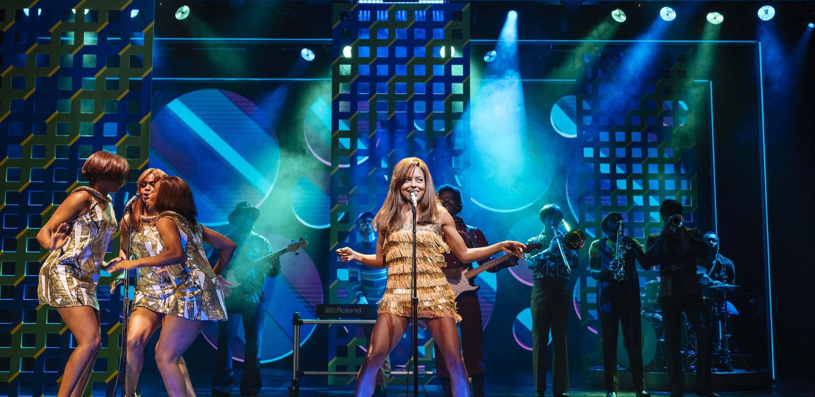 Tickets to Tina The Tina Turner Musical