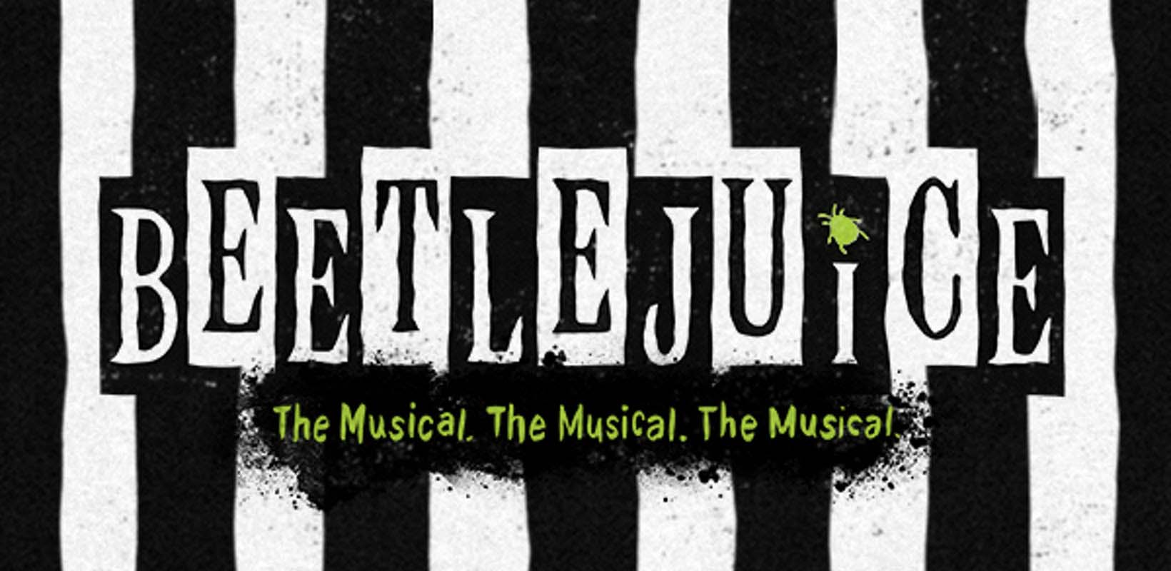 Tickets to BEETLEJUICE on Broadway