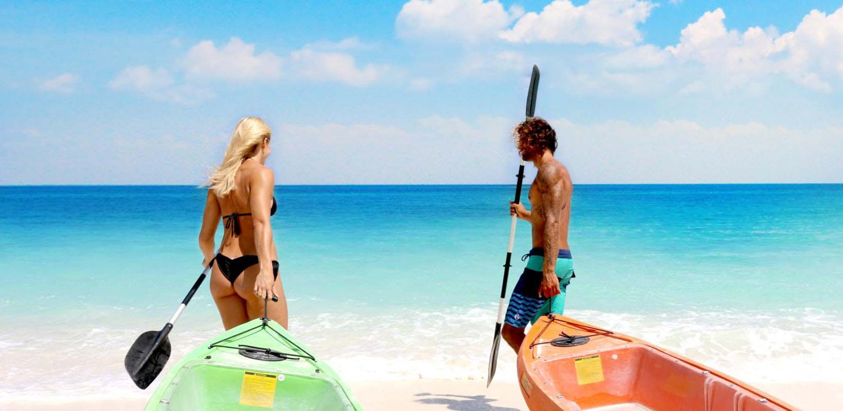 Economy or Premium Day Trip to Bimini Bahamas with transportation