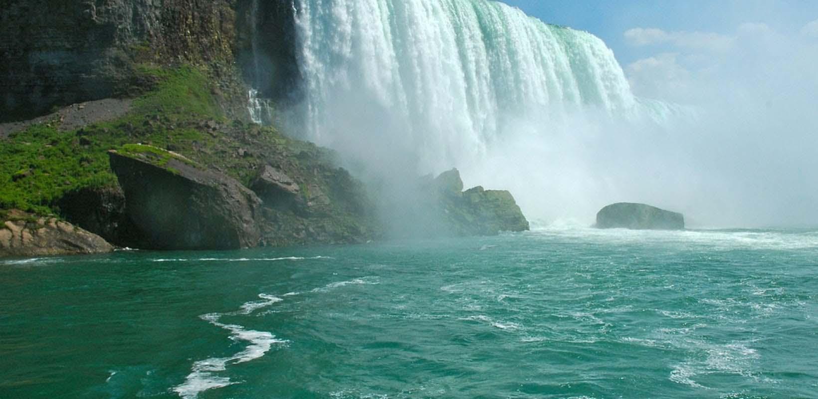 Niagara Falls Maid in America Tour