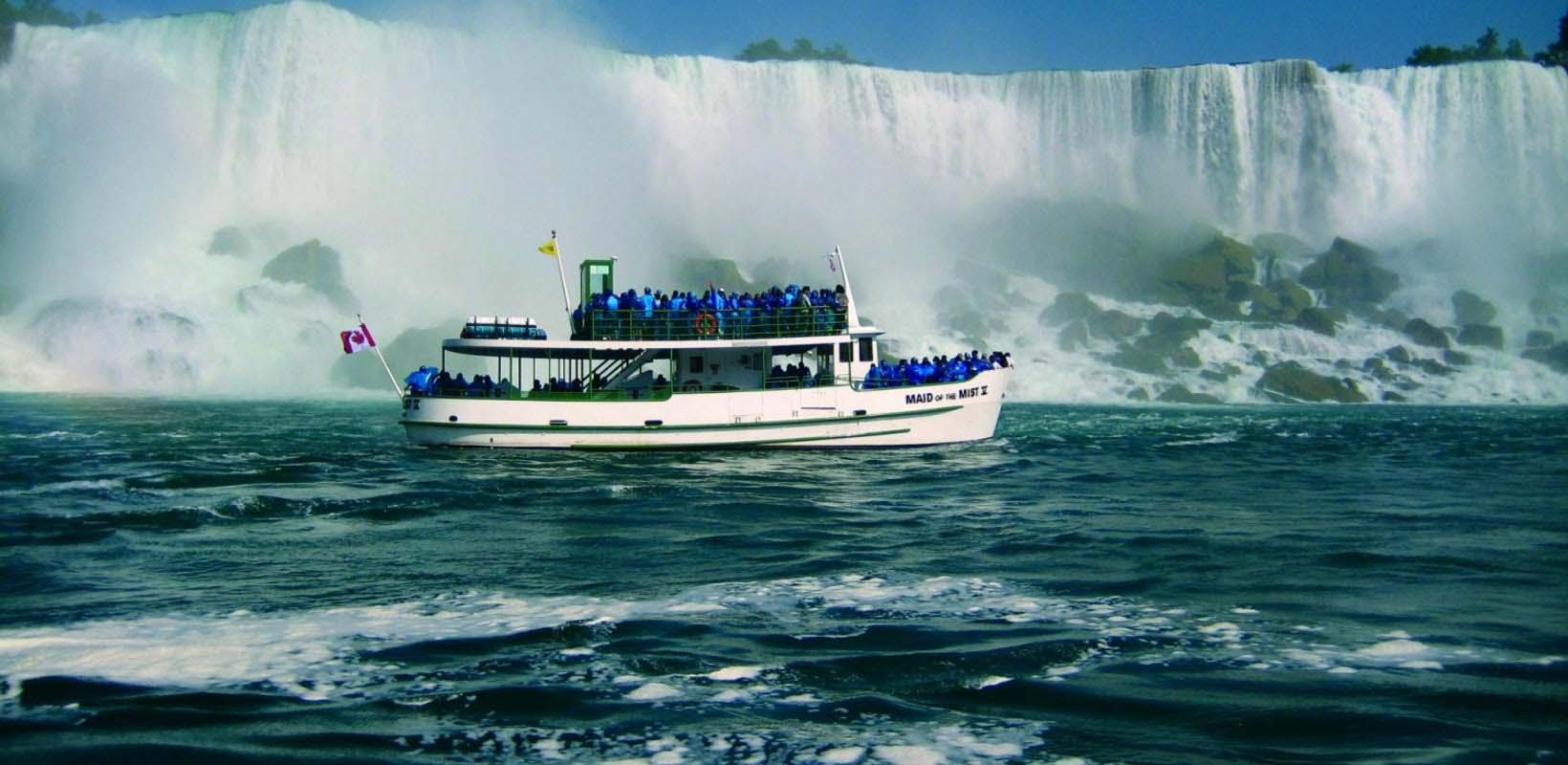 Niagara Falls Rainbow Tour