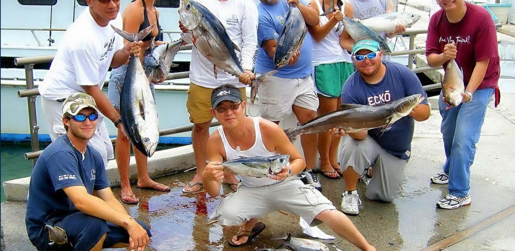 Sport Fishing Tour in Miami