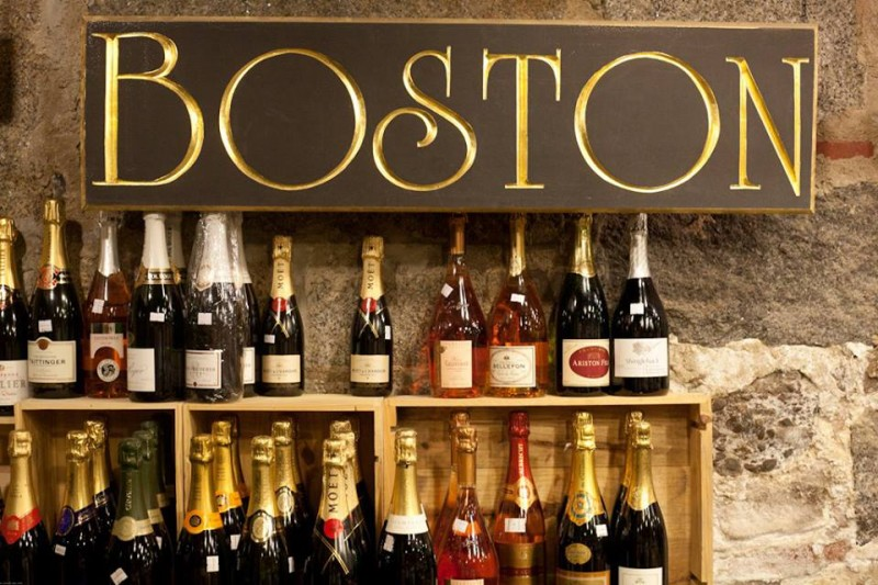 Sparkling Wine Tour Boston