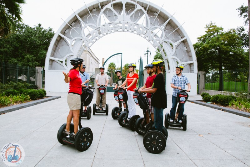 Segway City Tour of New Orleans