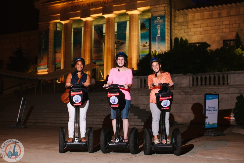 Segway Tour Chicago