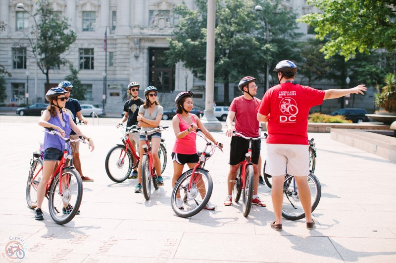 Washington DC Bike Tour