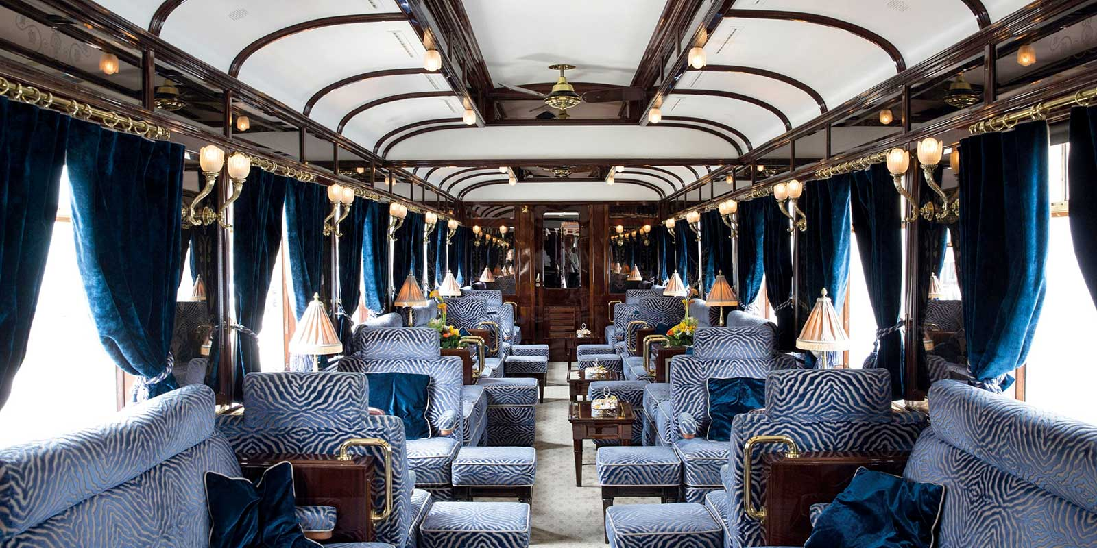 Venice Simplon Orient Express Berlin to London