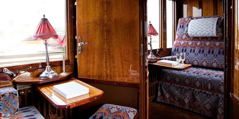 Belmond Venice Simplon-Orient-Express Cabin Suite