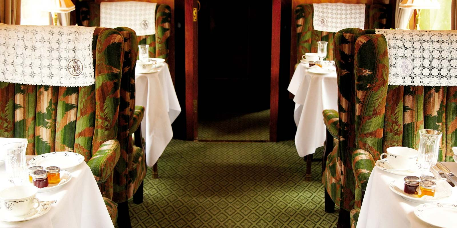 Goodwood Revival aboard the Belmond British Pullman