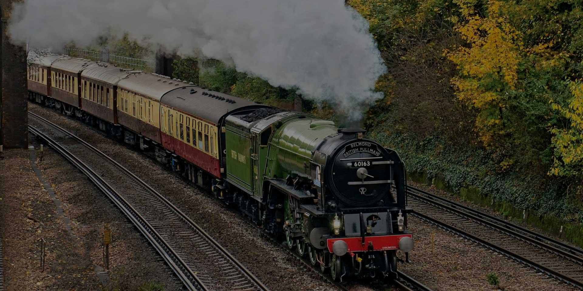 British Pullman – Stratford-Upon-Avon by Steam