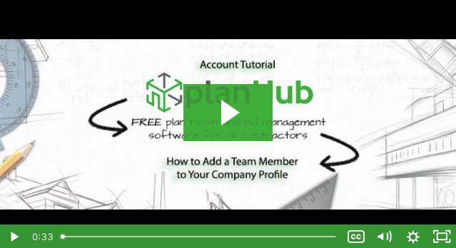 How To Add A Team Member To Your Company Profile