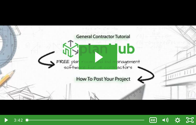 How To Post A Project