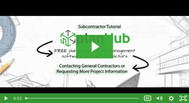 Contacting General Contractors Or Requesting More Project Information