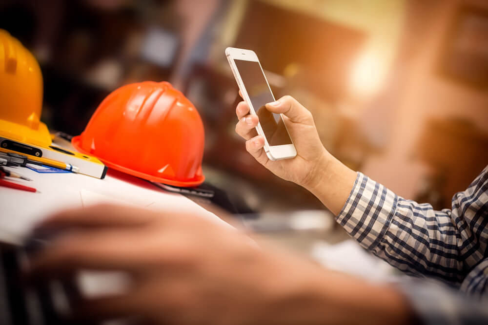 Construction Planner with Phone