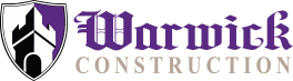 warwick construction logo