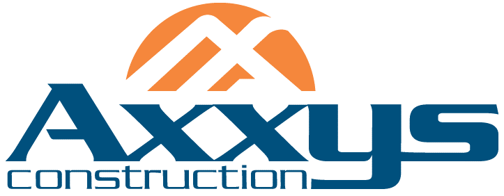 axxys construction logo
