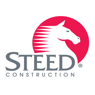 steed construction logo