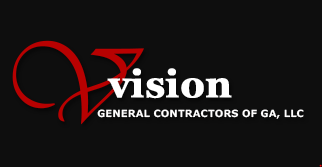 vision general contractors logo
