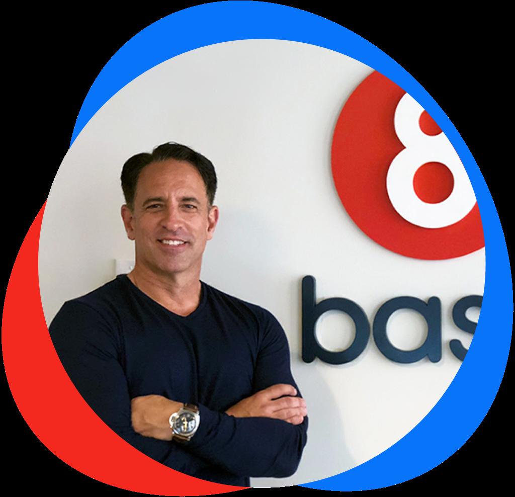 8base CEO, Albert Santalo
