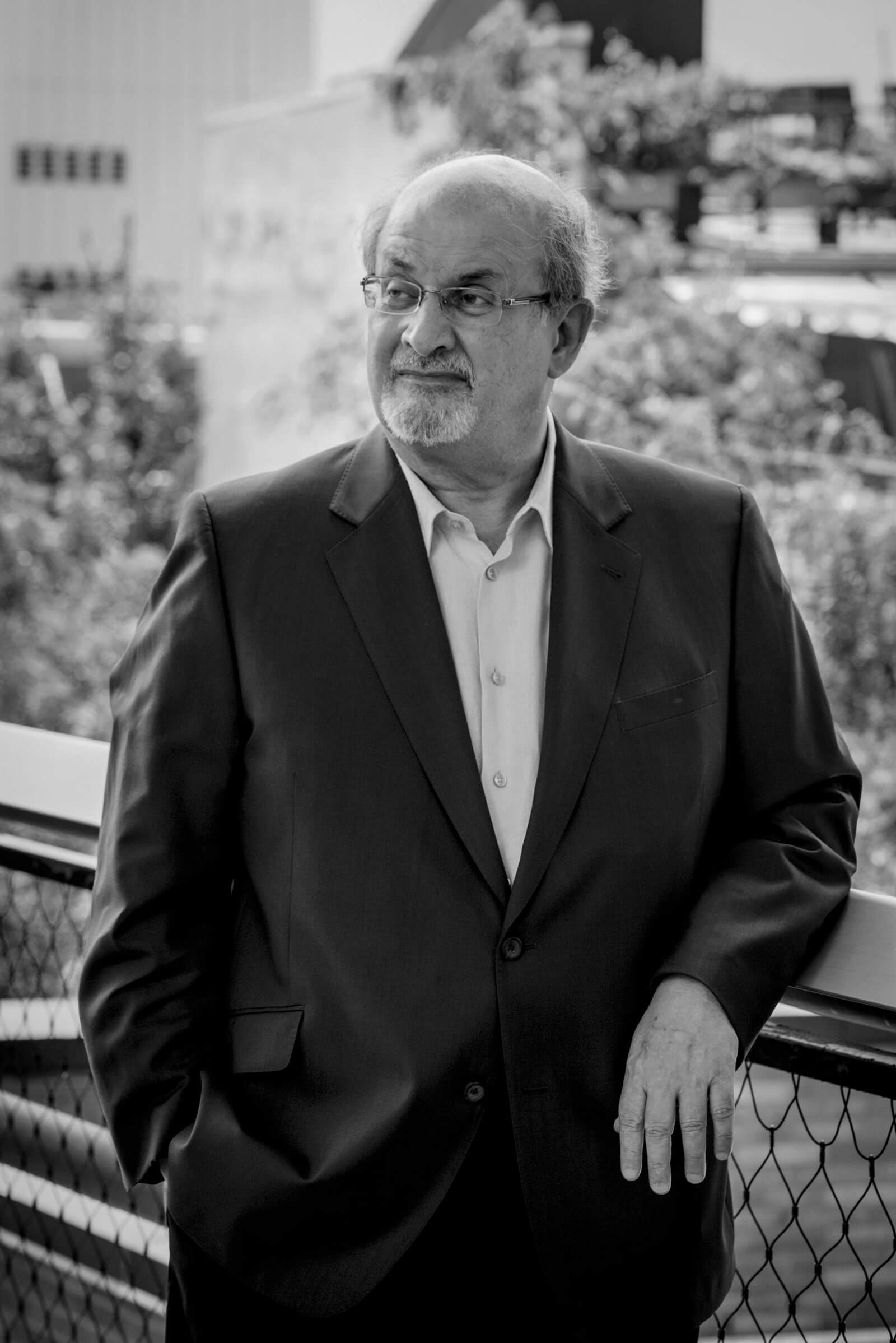 Salman Rushdie on Being Free to Disagree